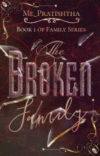 The broken family by Me_Pratishtha