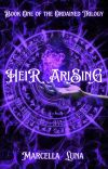 HEIR ARISING, Ordained: Book One cover
