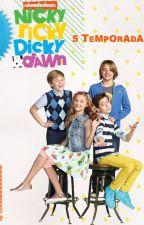 Nicky,Ricky, Dicky & Dawn by coisasdaluisahelena