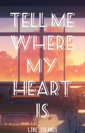 tell me where my heart is • saiki x reader / saiki x ofc  by like-islands