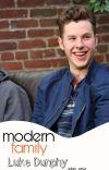 Modern Family ~ Luke Dunphy cover