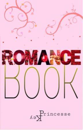 Romance Book by Princesse_Key