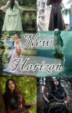New Horizon~ Fantasy Story di _MogliahDiAizawa_