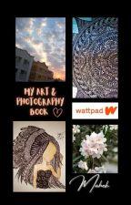 My Art Book by mahek2904