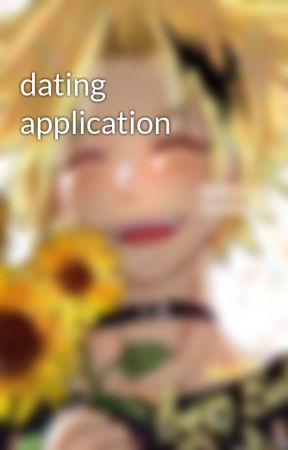 dating application by wolffie_pup