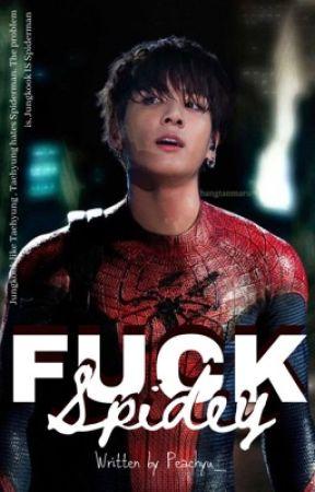 FUCK Spidey | Taekook by peachyu_