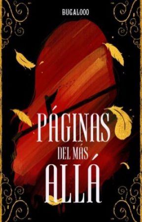 Páginas del más allá  by Bugalooo
