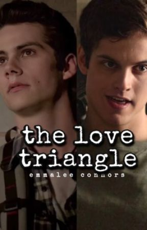 the love triangle // reader x teen wolf by emmmaec