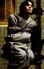 Professor Fear (Jonathan Crane x OC) by CrimsonTea