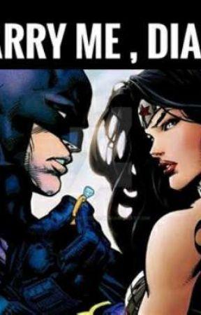 Loves wonder batman woman DC: 10