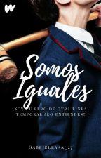 Somos Iguales (The Umbrella Academy Fanfic) de gaby_hargreeves27