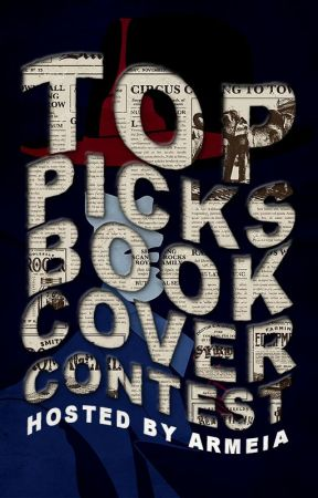 Top Picks | Book Cover Contest by armeiallanes