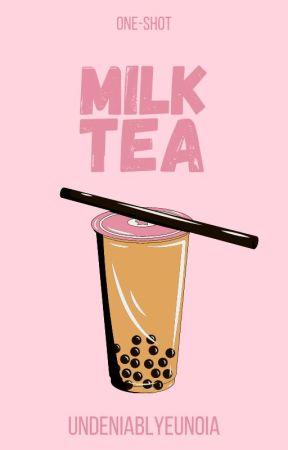 Milk Tea by undeniablyeunoia