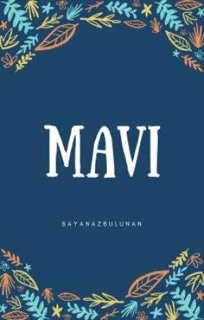 MAVİ - TEXTİNG - by BayanAzBulunan