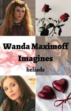 Wanda Maximoff/Scarlet Witch Imagines by sunny-reys