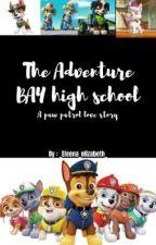 THE ADVENTURE BAY HIGH SCHOOL by _Eleena_elizabeth_