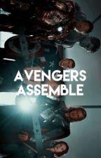 Avengers Assemble - Instagram Story  by avengersassemble00