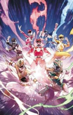 Mighty Morphin Power Rangers (Male Reader) by IvanBullock