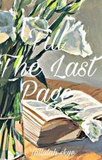Till The Last Page by Tallulah-skye