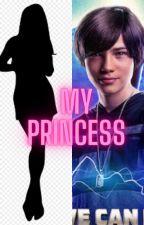 My Princess (Wild Card X Oc) by Gacha_Crystal12
