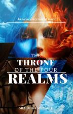 The Throne of the Four Realms by sharmee_m