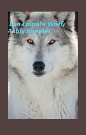 The Female Wolf; Ashly Renaldi  by elsker_friluftslivet