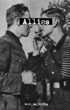 Allies    DNF [WWII AU] by blue_is_typing