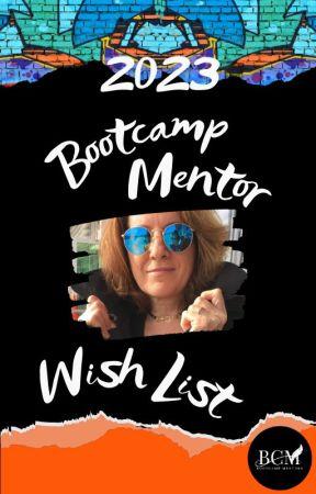 Wattys 2021 Bootcamp Mentor by buzzmama