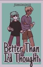 Better Than I'd Thought | Sally Face x Travis Phelps by jimininii