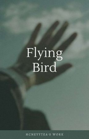 Flying Bird  by aisyhany-
