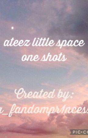 ateez x oc little space one shots {requests open} by a_fandompr1ncess