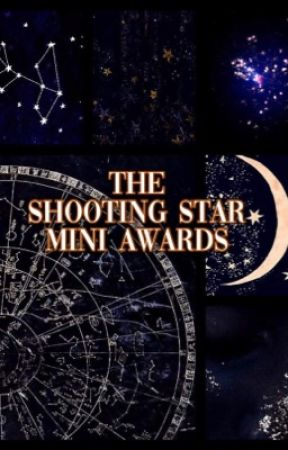 The Shooting Stars Mini Awards [OPEN] by demoneyezd