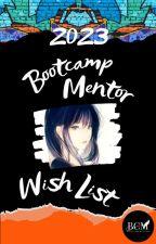 Wattys 2021 Bootcamp Mentor by Amanda-Mae