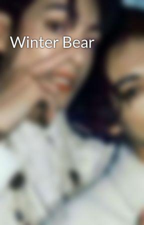 Winter Bear by mellow_hannie