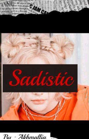 Sadistic : HyunJeong✔️✔️ by akhmallia