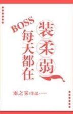 Everyday, Boss is Pretending to be Weak by sheda21