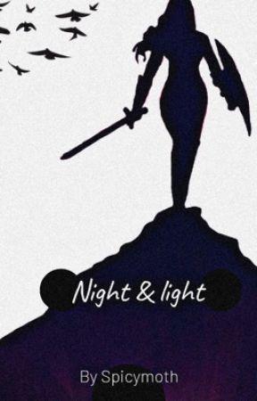 Night & light  by Spicym0th