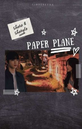 Paper Plane   Jung Sungchan by cindereyna