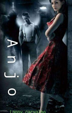 Anjo - Livro da série ANJO. by Lanny_Carvalho