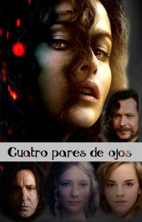 Cuatro pares de ojos by Nicangel03