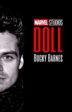 DOLL; Bucky Barnes autorstwa riddlediddle_