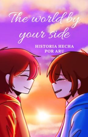The world by your side - Spartor  by __Aru_