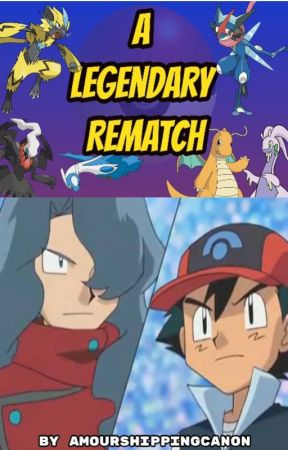 A Legendary Rematch by AmourshippingDude