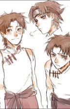 el hermano de ten ten :0(los chicos de naruto x tu) {yaoi} 7u7 by DIOSUnU