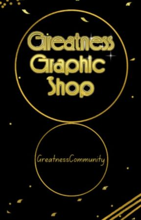 Greatness Graphic Shop by GreatnessCommunity