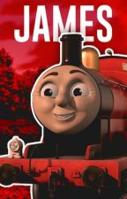 Thomas and Friends: James and the Unfriendly Ghost (Fanmade Episode)  by MoonWalkerFan1998
