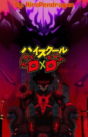 Anti-Magic Devil (High School DXD X Male Reader Insert) by HiroPendragon