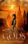 Daughter of the Gods. cover