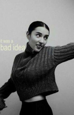 BAD IDEA- d.johnson  by marvel_moonlark