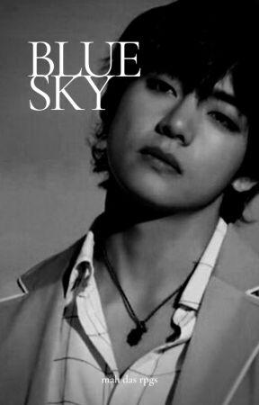 'BLUE SKY' Tae♡Kook by Mah_das_rpgs